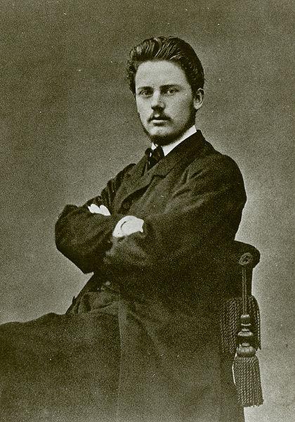 Gustaf de Laval i 30-årsåldern
