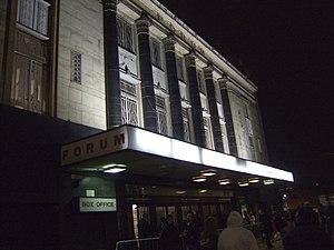 English: HMV Forum (The London Forum), a music...