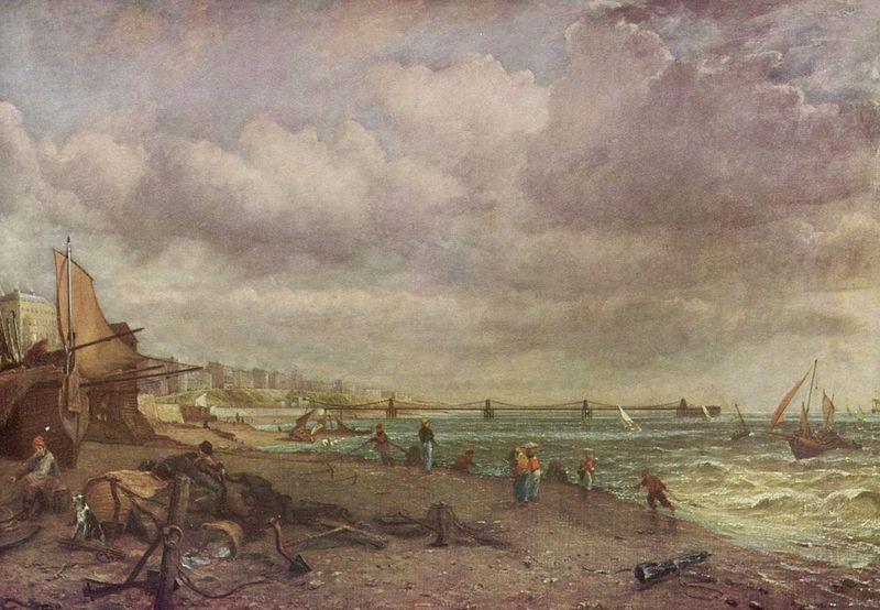 Constable - Royal Suspension Chain Pier