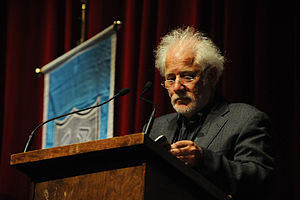 "Michael Ondaatje, author of ""The English ..."