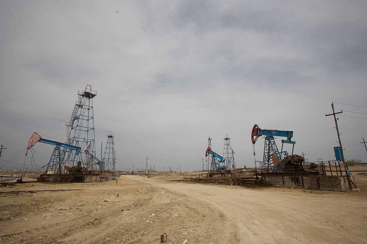 Petroleum Industry In Azerbaijan Wikipedia