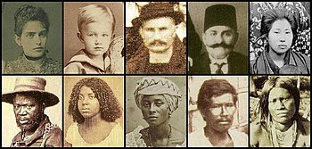 Brazilians from the end of the 19th century to...