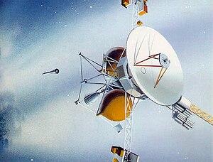English: CRAF spacecraft NASA image