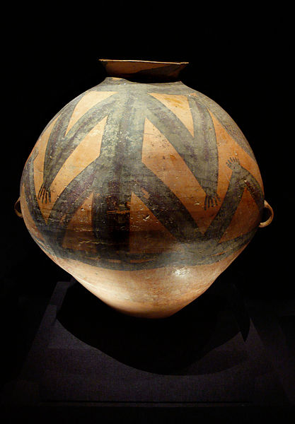File:China Majiayao painted pottery.JPG