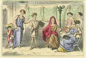 Image by John Leech, from: The Comic History o...