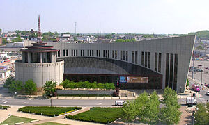 The Country Music Hall of Fame and Museum in N...
