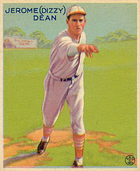 Image result for dizzy dean