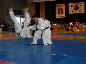 Competitors at the 6th International H.K.D Games.