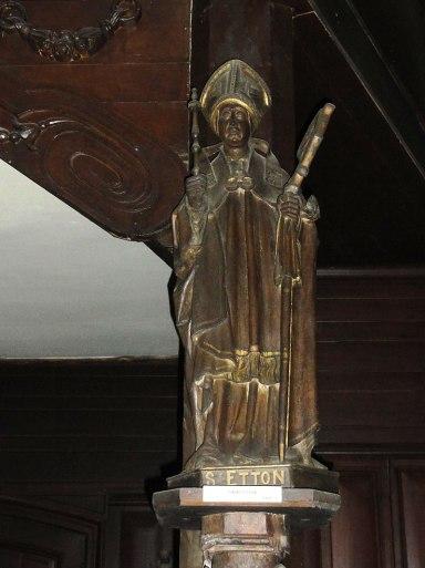 Liessies (Nord, Fr) église, statue St. Etton.jpg