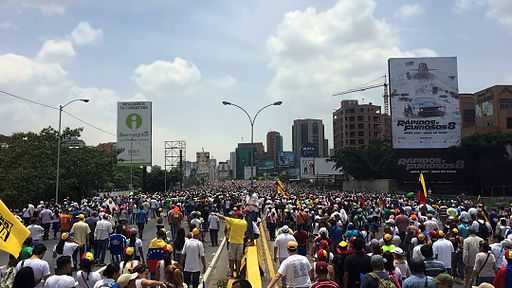Mother of All Marches - Caracas