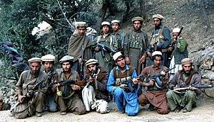 Mujahideen loyal to Yunus Khalis, Afghanistan