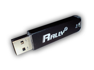 Image of an OCZ Rally2 USB Flash Drive. Taken ...