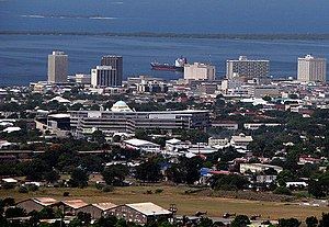 English: Kingston, Jamaica