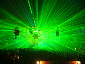 English: Qlimax 2008 at Gelredome in Arnheim. ...