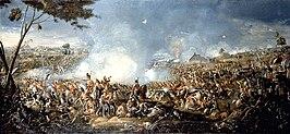 De Slag bij Waterloo door William Sadler