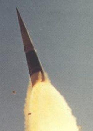 Sprint Antiballistic Missile
