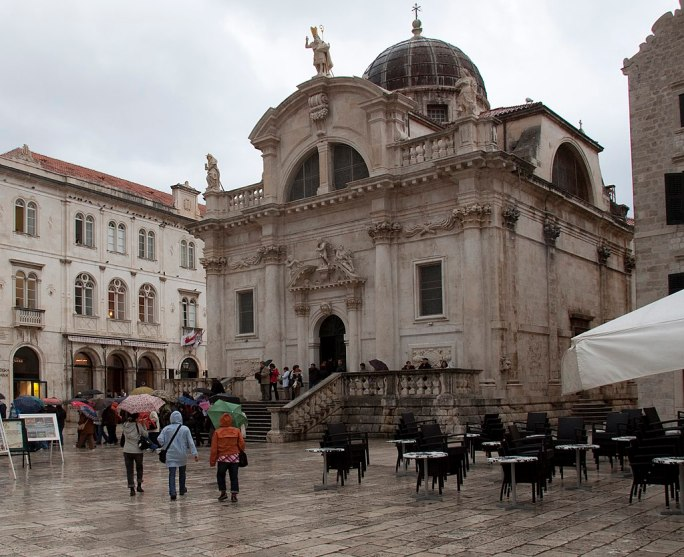 St Blaise Church Old Town Dubrovnik (4058867688)