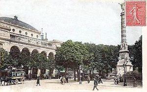 Théâtre du Châtelet, Paris, France, c. 1900