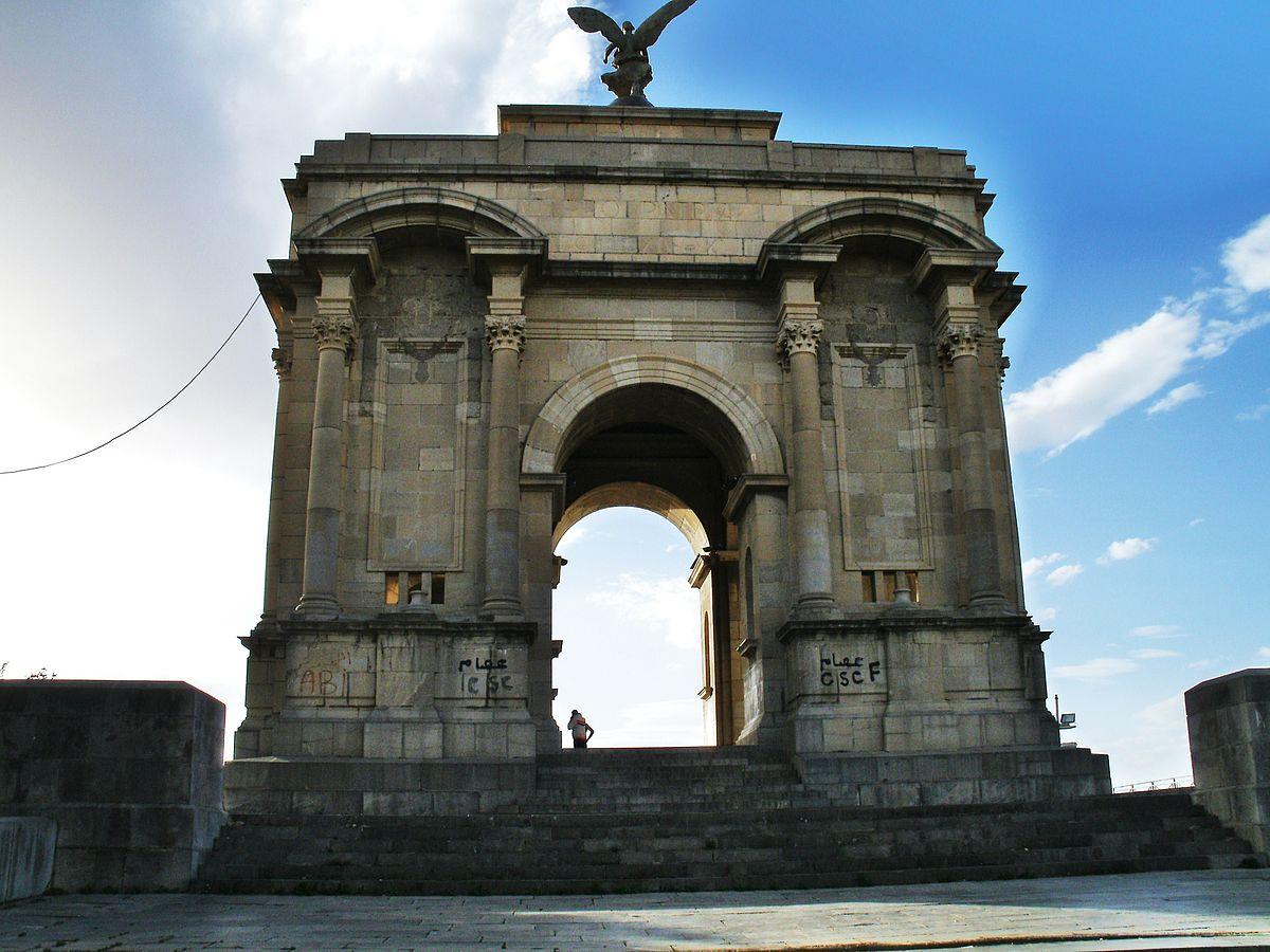 Monument Aux Morts De Constantine Wikipdia