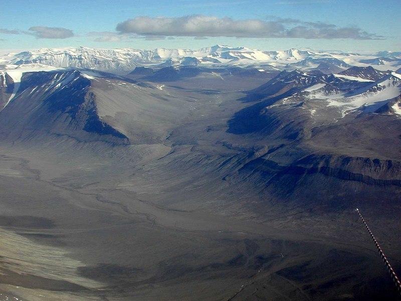 Bull Pass - Antarctica