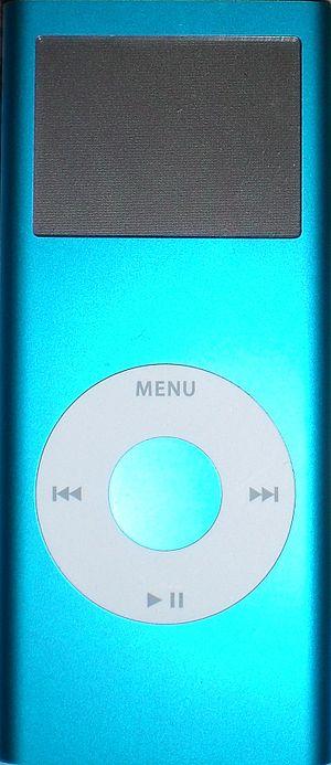 my own ipod nano