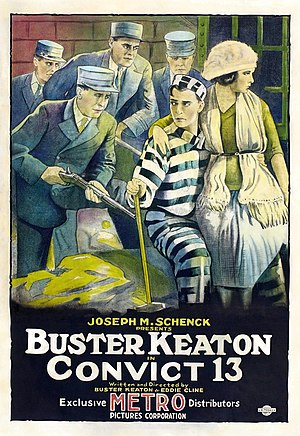English: Movie poster for the 1920 film Convic...