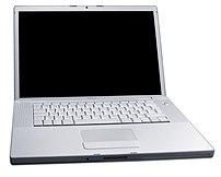 "The MacBook Pro (15.4"" widescreen) was Ap..."