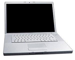 The MacBook Pro (15.4