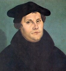 Martin Luther - the father of the Protestant Reformation