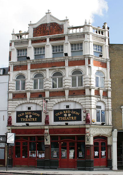 File:Old Red Lion Theatre London.jpg