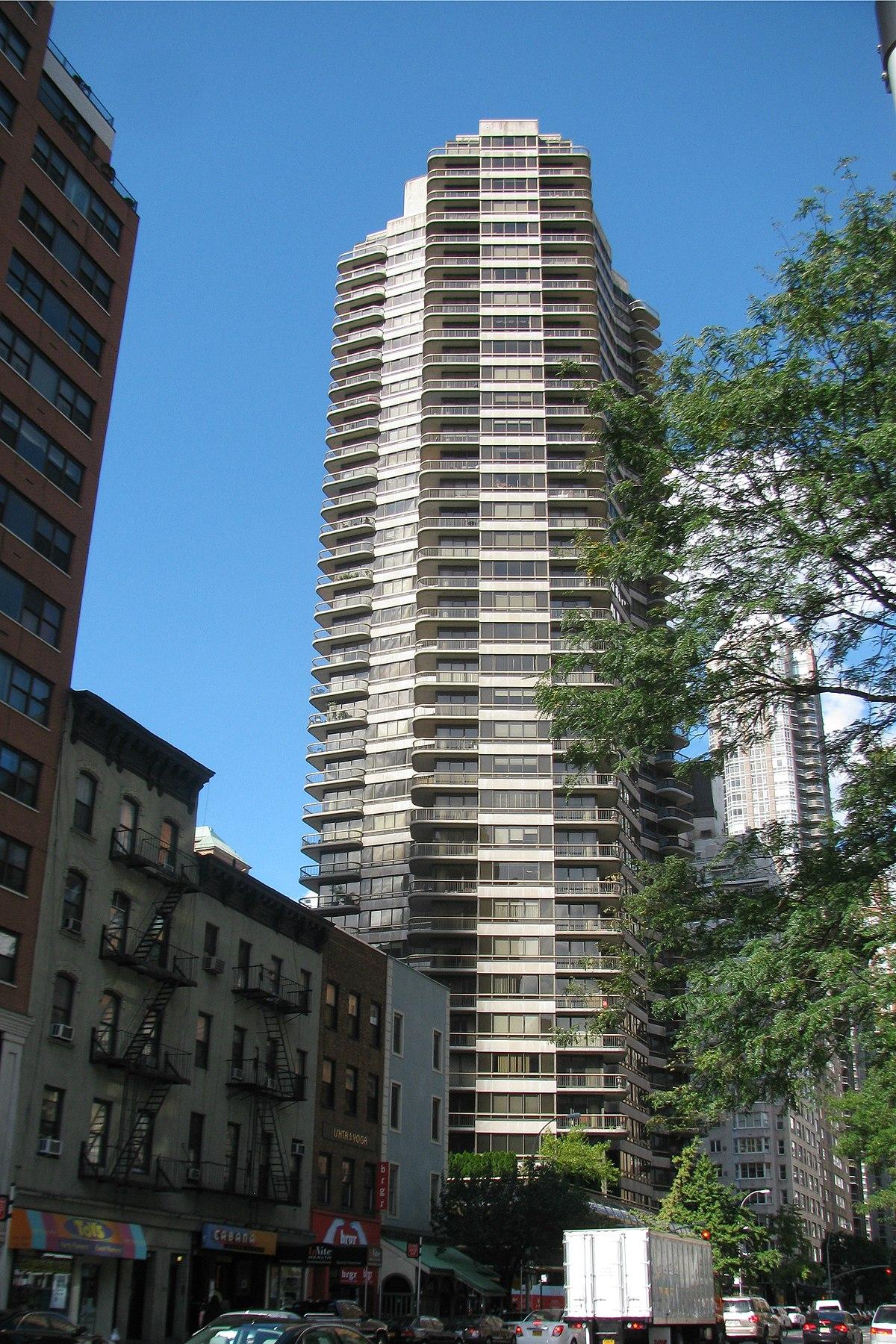 Trump Plaza New York City Wikipedia