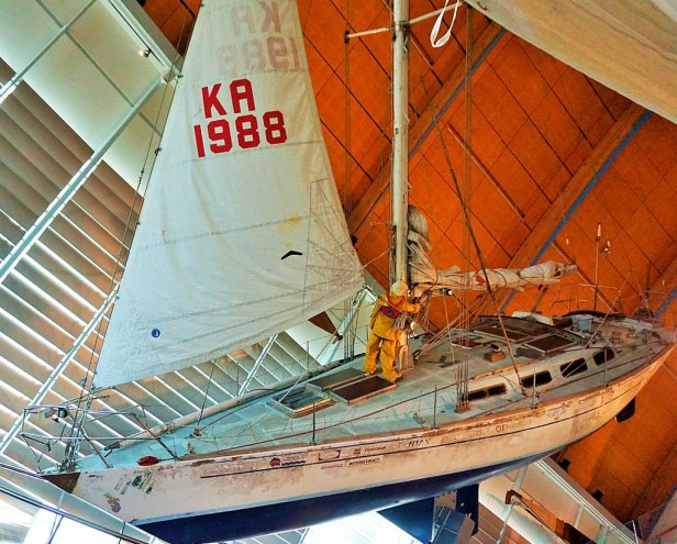 WA Maritime Museum - Joy of Museums - Parry Endeavour