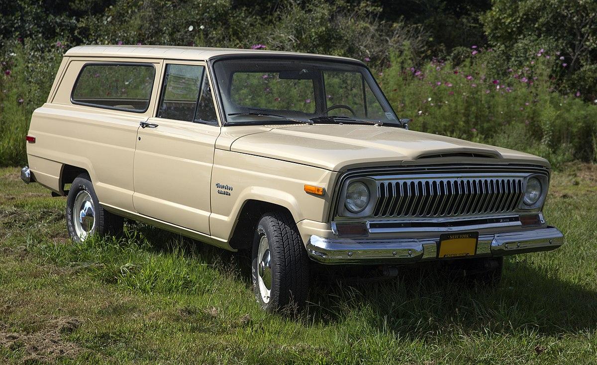 1983 Jeep Grand Cherokee