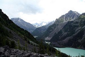 Altai Mountains (Lake Kucerla)