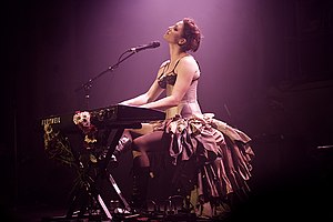 Amanda Palmer Live 2008