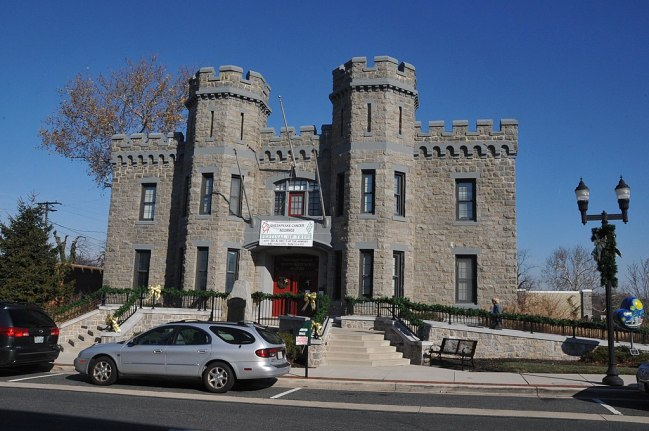 BEL AIR ARMORY, HARFORD COUNTY, MD