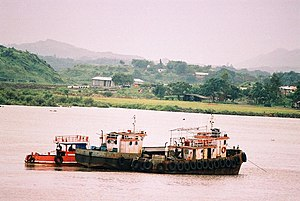 Navi Mumbai creek