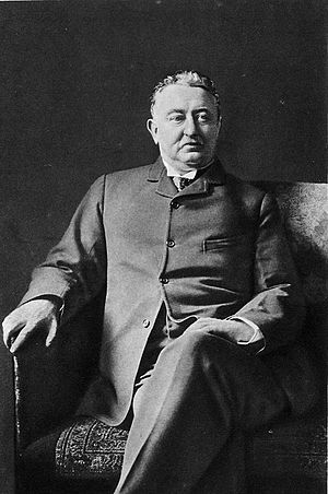 Cecil John Rhodes, the 6th Prime Minister of t...