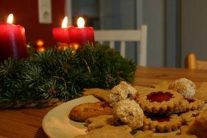 Christmas Bakery Peffernusse A German Christmas Recipe