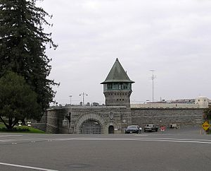 English: Folsom prison