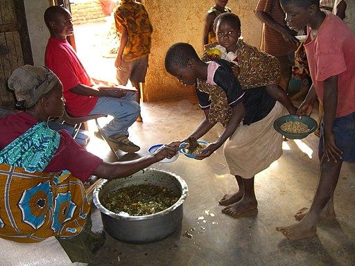Food Help Malawi Africa