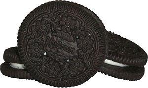 Hydrox Cookies.