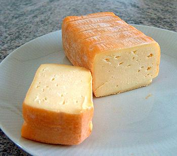 Limburger Käse, mit 40% Fett (Cheese)