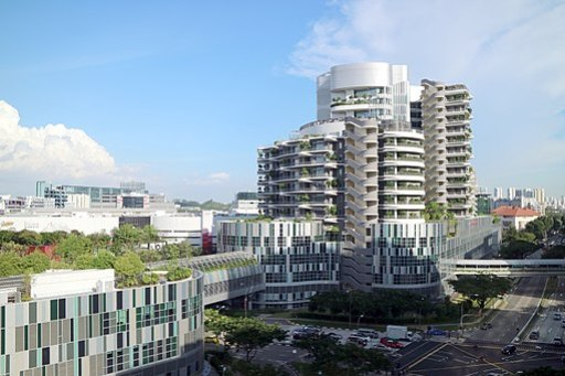 Ng Teng Fong General Hospital and Jurong Community Hospital