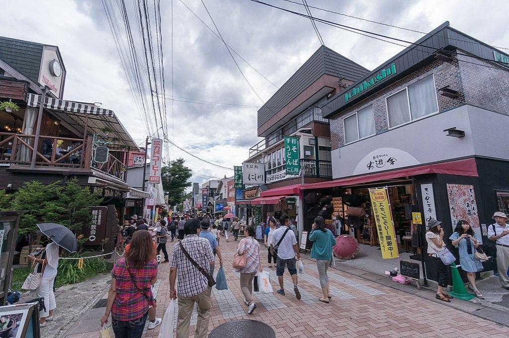 Old Karuizawa Ginza 2014-08-04 (15063636420)