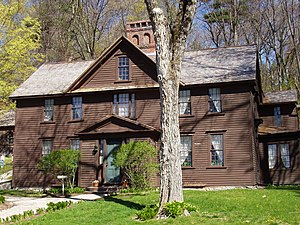 Orchard House - Concord, Massachusetts. Former...