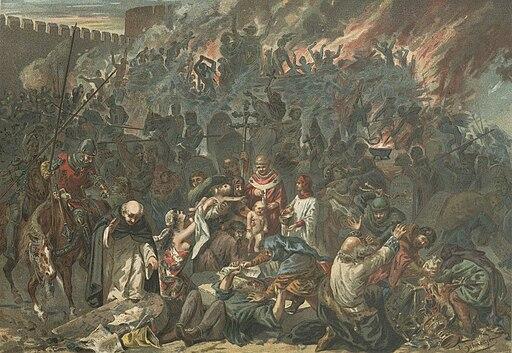 Pogrom de Strasbourg 1349