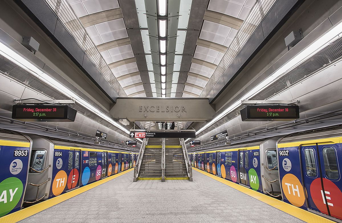 86th street (second avenue subway) - wikipedia