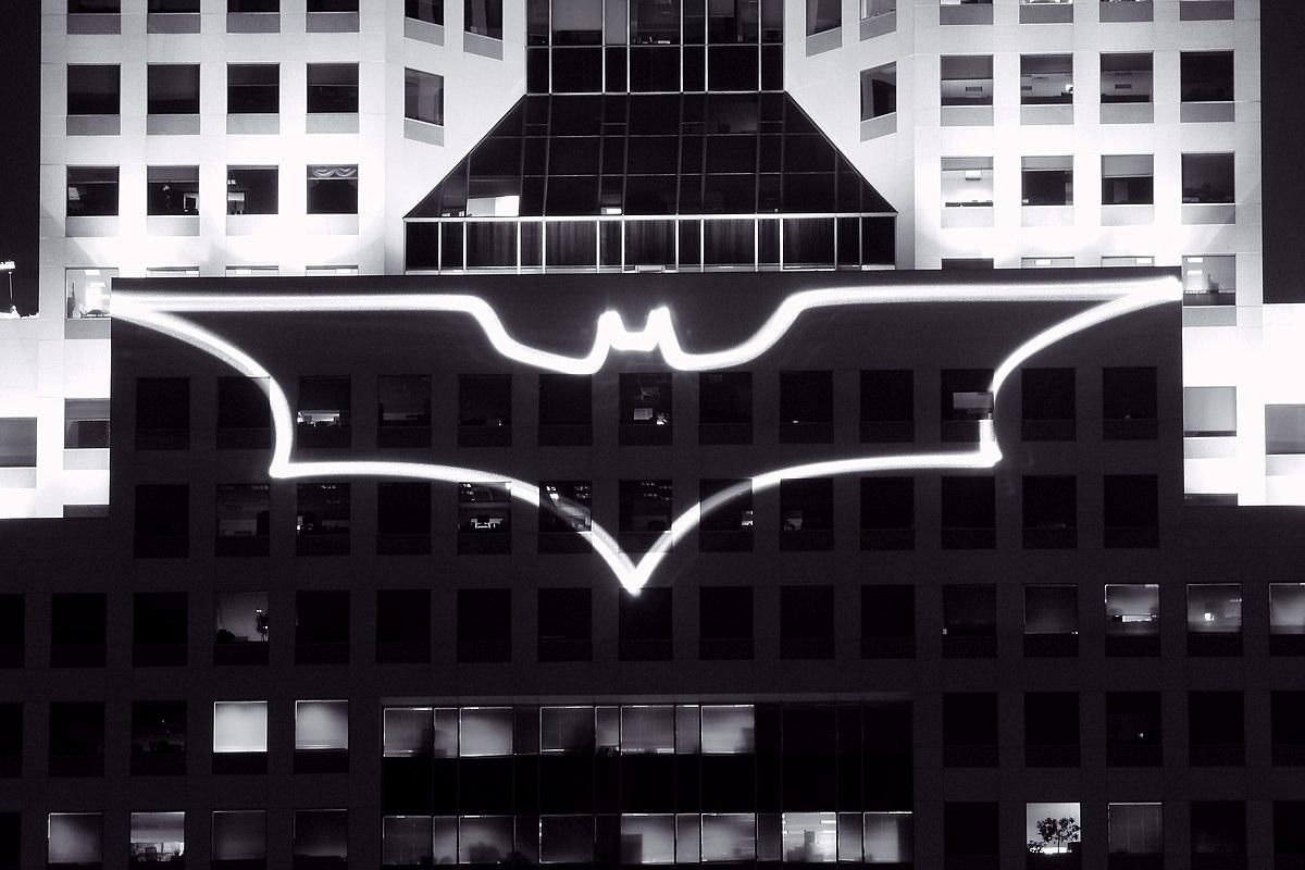 Batman Signal Light