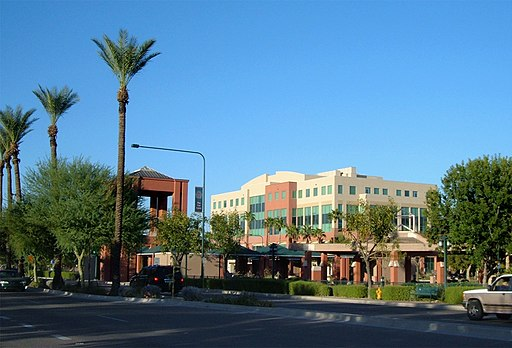 Chandler AZ downtown
